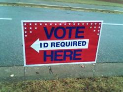 Voter IDRequired