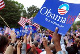 Obama Supporters Re-Energize!