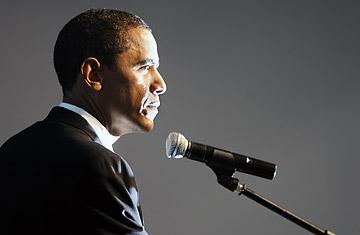 Barack Obama - FrontRunner